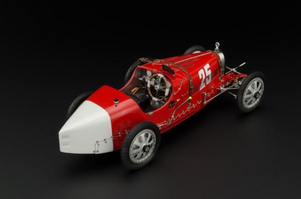 Bugatti T35 Nation Color Project - Portugal #25 LE 500 St. CMC M-100 009