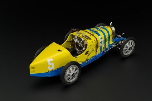 Bugatti T35 Nation Color Project - Schweden #5 LE 500 St. CMC M-100 011