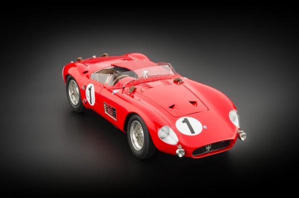 Maserati 300S #1 24H Le Mans 1958 CMC M-108-005