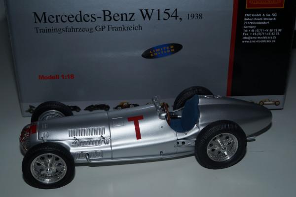 Mercedes-Benz W154 Trainingsfahrzeug CMC M-099 LE 1.540