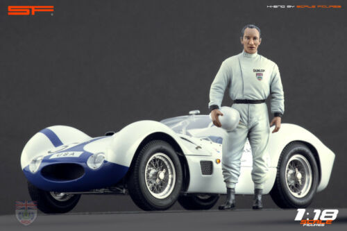 1/18 Stirling Moss von SF Scale Figures - Handarbeit - SF118073