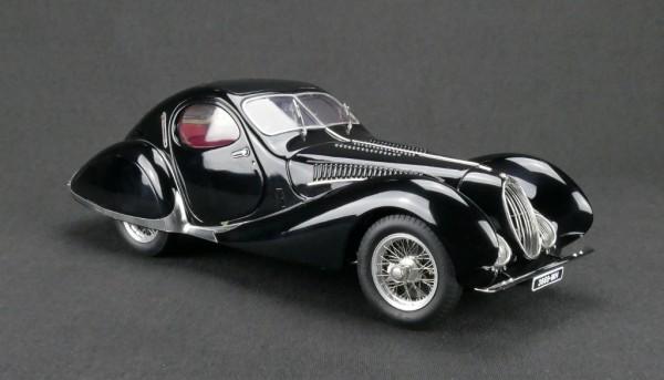 "Talbot-Lago Coupé Typ 150 C-SS Figoni & Falaschi ""Teardrop"" schwarz CMC M-166"