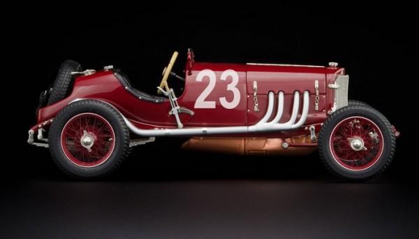 Mercedes Targa Florio 1924 Alfred Neubauer / Ernst Hemminger CMC M-186 LE 1.000