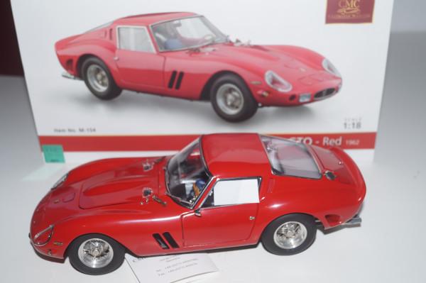 CMC Ferrari 250 GTO 1962 ROT CMC M-154