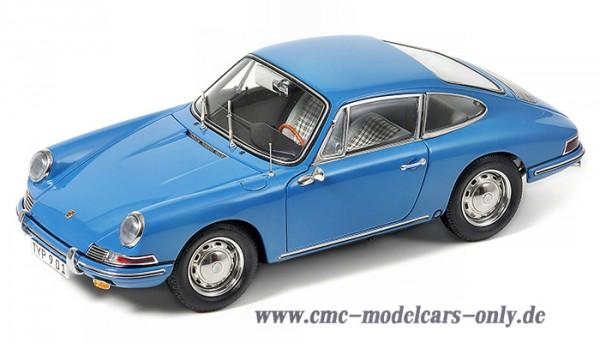 Porsche 901 Coupe Emailblau CMC M-067D