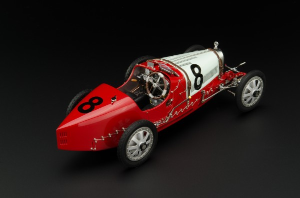Bugatti T35 Nation Color Project - Schweiz #8 LE 300 St. CMC M-100 012