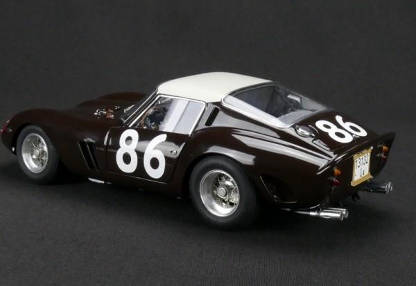 CMC Ferrari 250 GTO #86 Targa Florio 1962 CMC M-156