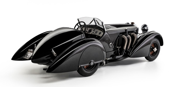 "Mercedes-Benz SSK ""Black Prince"" 1934 CMC M-225"