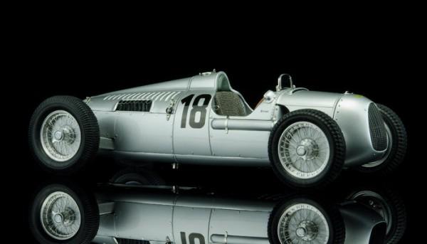 Auto Union Typ C #18 Eifel Rennen 1936 ROSEMEYER CMC M-161