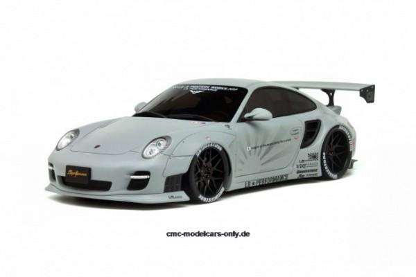 1/18 Porsche LB Performance 997 Liberty Walk GT Spirit GT126