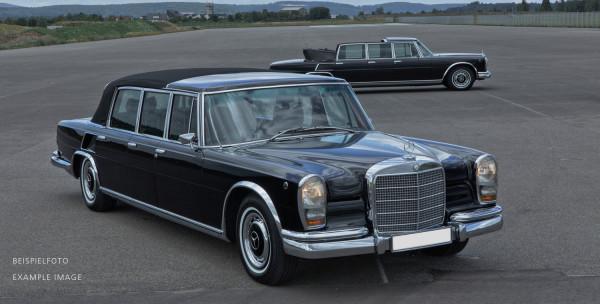 CMC Mercedes-Benz 600 Pullman (W100) Landaulet CMC M-205