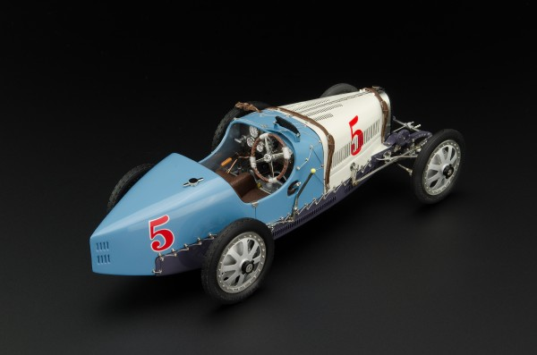 Bugatti T35 Nation Color Project - Argentinien #5 LE 500 St. CMC M-100 013