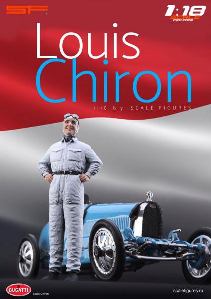 1/18 LOUIS CHIRON von SF Scale Figures - Handarbeit -