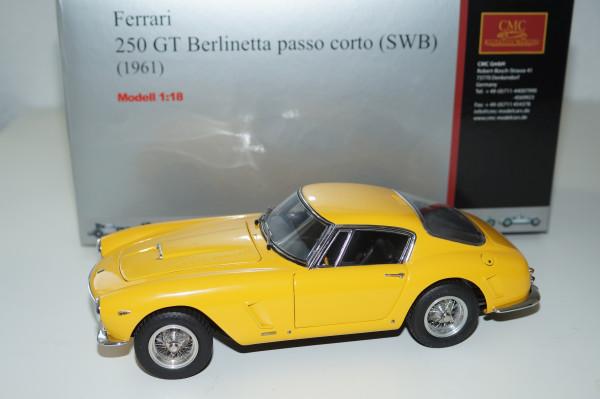 Ferrari 250 GT Berlinetta passo corto GELB CMC M-054
