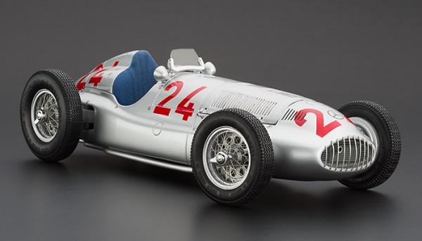 Mercedes-Benz W165 #24 Rudolph Caracciola 1939 CMC M-074
