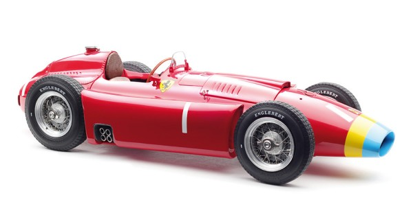 Ferrari D50 Long Nose #1 Fangio GP Germany CMC M-181 LE 1.500