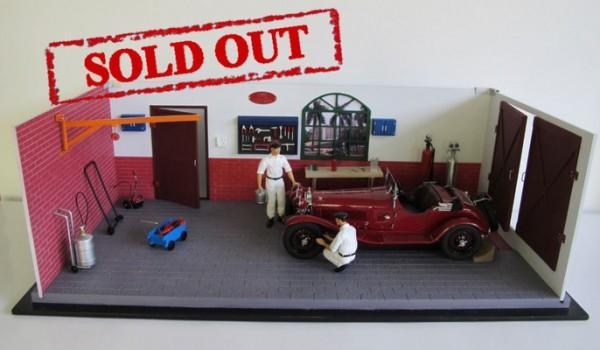 CMC Classic Garage CMC A-015 LE 200 Stück