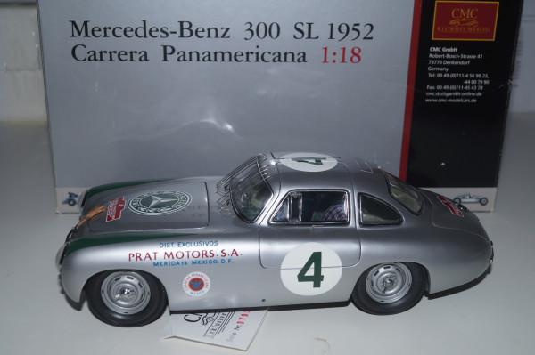 Mercedes-Benz 300SL #4 Panamericana 1952 CMC M-023