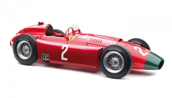 Ferrari D50 Long Nose #2 Collins GP Germany CMC M-185 LE 1.000