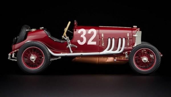 Mercedes Targa Florio 1924 Christian Lautenschlager / Wilhelm Traub CMC M-187 LE 1.000