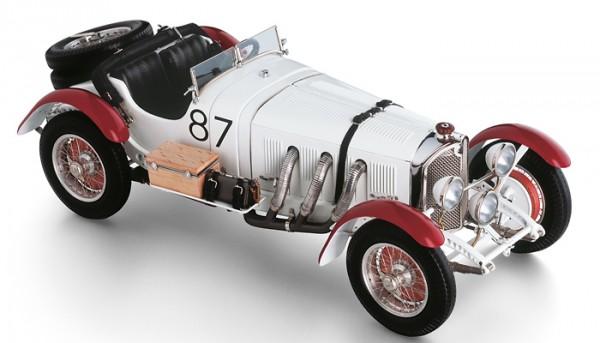 Mercedes-Benz SSKL Mille Miglia Rudolf Caracciola CMC M-055