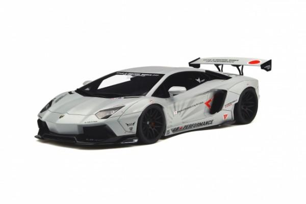 Lamborghini Aventador LB Liberty Works Kyosho / GT Spirit GTS18502MG LE 500
