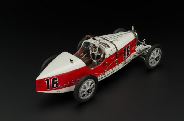 Bugatti T35 Nation Color Project - Monaco #16 LE 500 St. CMC M-100 007