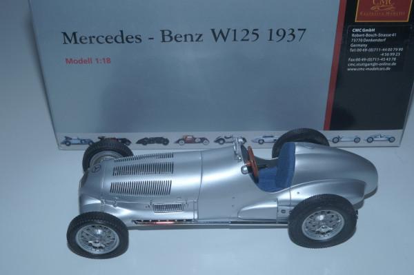 Mercedes-Benz W125 von 1937 CMC M-031