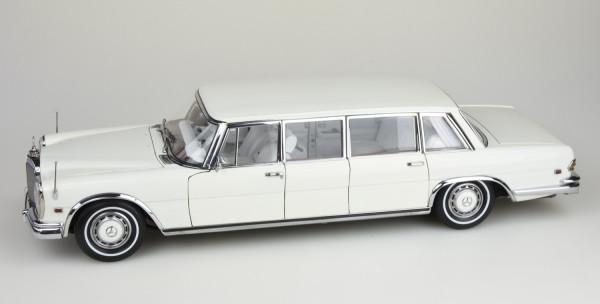 Mercedes-Benz 600 Pullman WEIßER SCHWAN CMC M-215 LE 800