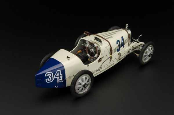 Bugatti T35 Nation Color Project - USA #34 LE 500 St. CMC M-100 006