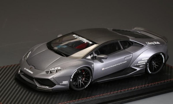 Lamborghini Huracan LB Works Iron Gray Color ALL OPEN ACM008-01