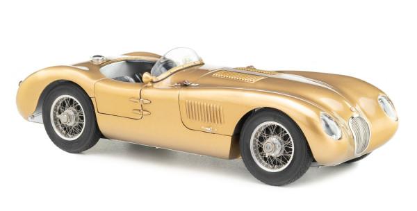 CMC Jaguar C-Type GOLD Techno Classica edition 2020 CMC M-214, LE 300 Stück