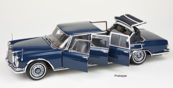 CMC Mercedes-Benz 600 Pullman (W100) Landaulet mit funktionsfähigem Verdeck CMC M-205