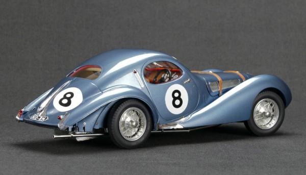"Talbot-Lago Coupé Typ 150 C-SS Figoni & Falaschi ""Teardrop"" #8 Le Mans 1939 CMC M-167"