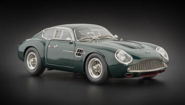 Aston Martin DB4 GT Zagato 'Goodwood green' CMC M-150