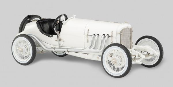Mercedes-Benz Targa Florio 1924 weiss CMC M-206
