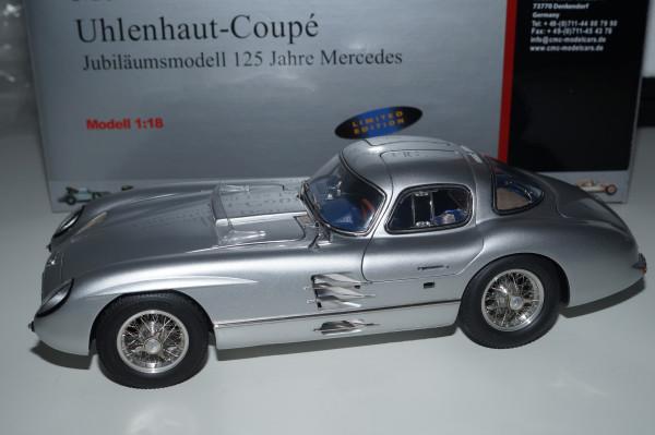 Mercedes-Benz 300 SLR Uhlenhaut Coupe 125 Jahre Mercedes CMC M-088 LE 4.000