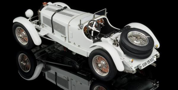 Mercedes-Benz SSK 1930 CMC M-190