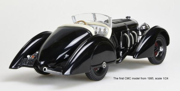 "Mercedes-Benz SSK ""Black Prince"", 1934 CMC M-225"