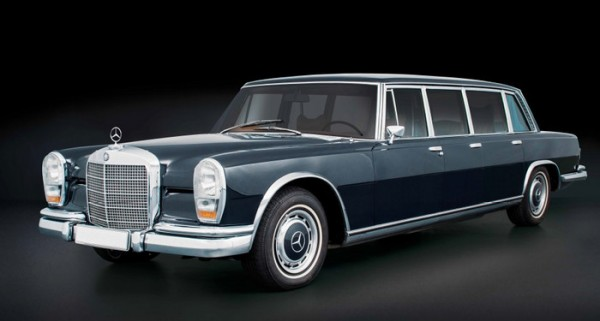 Mercedes-Benz (W100) 6-door Pullmann CMC M-200