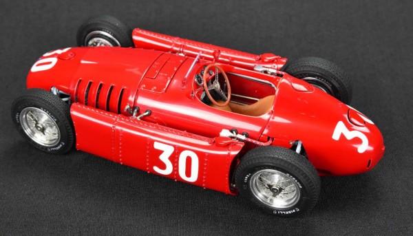 CMC LANCIA D50 #30 GP Monaco 1955 Eugenio CASTELLOTTI CMC M-177 LE 1500