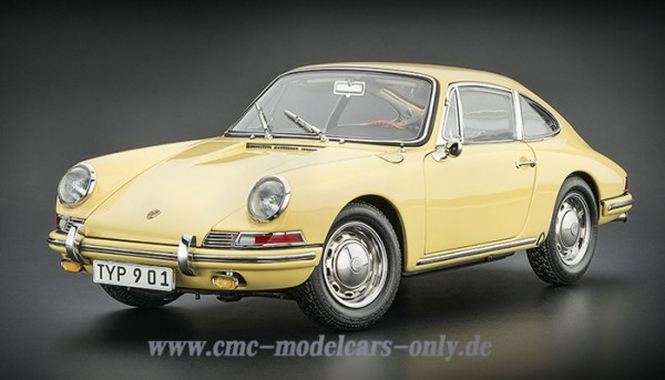 Porsche 901 Coupe champagner gelb CMC M-067A