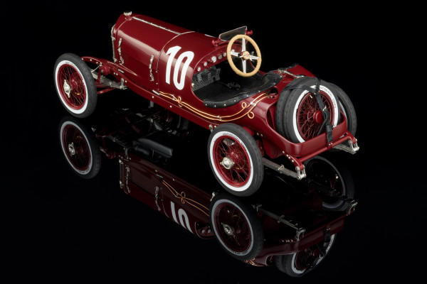 Mercedes Targa Florio 1924 #10 Christian Werner / Karl Sailer CMC M-203