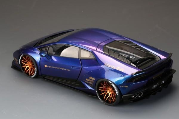 Lamborghini Huracan LB Works Chameleon Color ALL OPEN ACM008-02