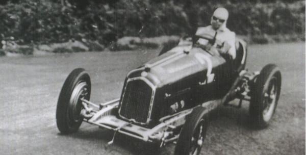 CMC Alfa-Romeo P3 #2 Caracciola, Gewinner GP Deutschland 1932 LE 1.000