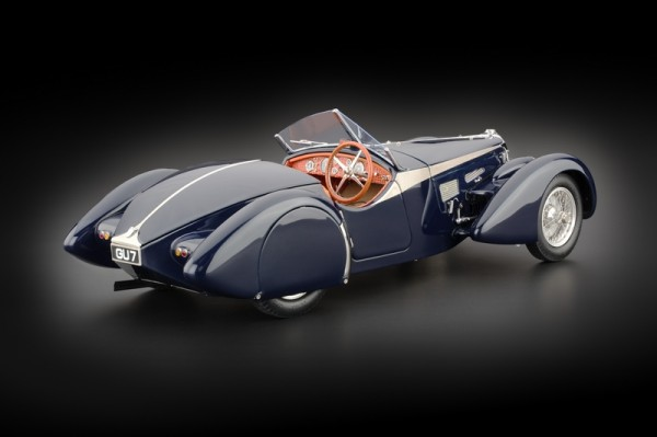 Bugatti 57 SC Corsica Award Winning Version CMC M-136 Limited Edition 3000 Stück