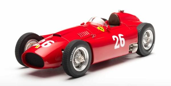Ferrari D50 #26 Collins/Fangio GP Italy Monza CMC M-183 LE 1.000