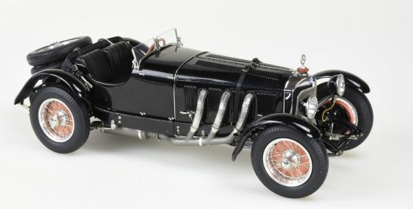 Mercedes-Benz SSK 1928-1930 schwarz Limitierte Edition 800 Stück CMC M-208