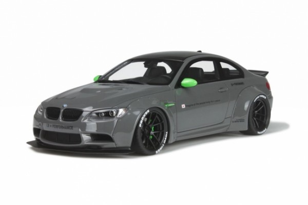 BMW M3 LB Performance Liberty Works grau GT Spirit GT127