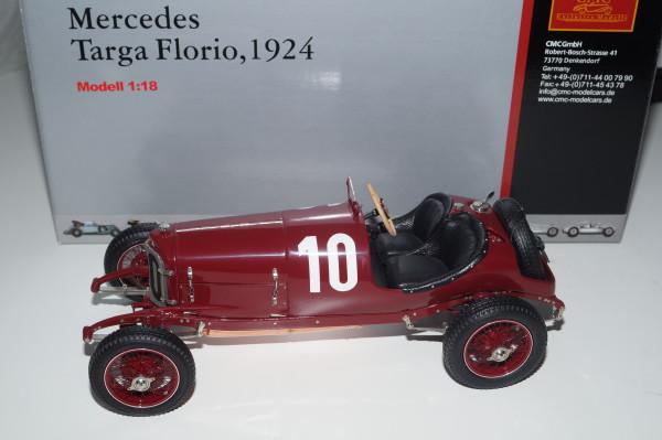 Mercedes-Benz Targa Florio #10 CMC M-048